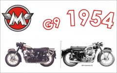 matchless g9 1954